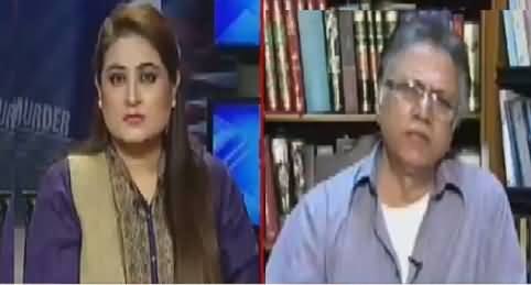 News Talk (Hassan Nisar Exclusive Interview) - 6th July 2017