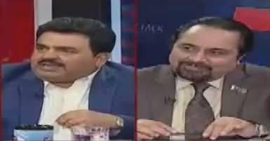 News Talk (Hussain Haqqani Ne Naya Pandora Box Khol Dia) – 13th March 2017