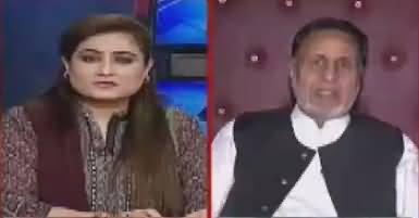 News Talk (Hussain Nawaz Ki Aik Bar Phir Paishi) – 4th July 2017
