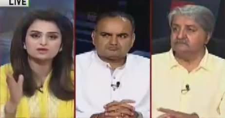 News Talk (Imran Khan Appears Before NAB) – 7th August 2018