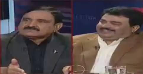News Talk (Imran Khan on Panama Case) – 31st January 2017