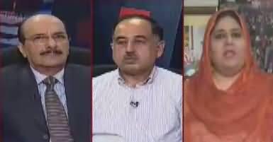 News Talk (Imran Khan's Arrest Warrants) – 17th October 2017