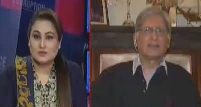 News Talk (Kal Panama Case Ka Faisla Aa Sakta Hai) – 22nd February 2017
