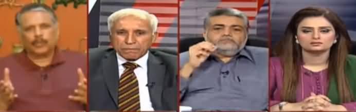 News Talk (Kashmir Issue, Country Politics) - 10th August 2019