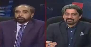News Talk (Kia Nawaz Sharif Minus Ho Gaye) – 17th May 2018