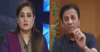 News Talk (Naeem Bukhari Exclusive Interview) – 21st September 2017