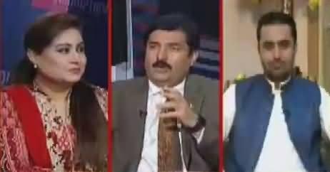 News Talk (Mulk Ka Siasi Mahool Garm) – 8th August 2017