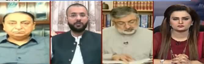 News Talk (NAB Laws, Kashmir Issue) - 24th August 2019