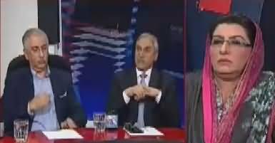 News Talk (Nawaz Sharif Coming Back) – 1st November 2017