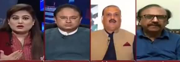 News Talk (Nawaz Sharif Dobara Na Ahel) – 21st February 2018