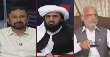 News Talk (Nawaz Sharif Ka Mission GT Road) – 9th August 2017