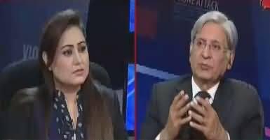 News Talk (Nawaz Sharif Ke Idaron Per Hamle) – 10th January 2018