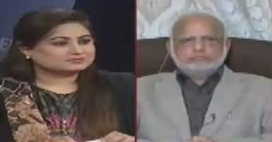 News Talk (Nawaz Sharif Ki Adlia Per Tanqeed) – 19th February 2018