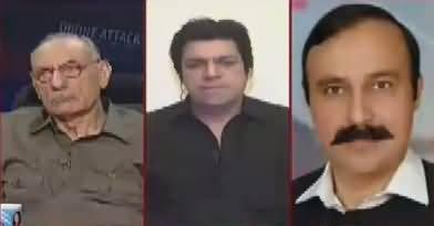News Talk (Nawaz Sharif Per Article 6 Ka Mutalba) – 14th May 2018