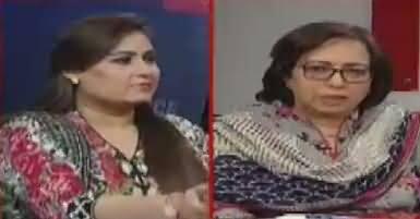 News Talk (Nehal Hashmi Ka U-Turn) – 6th June 2017