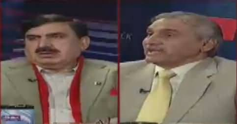 News Talk (Panama Case in Final Phase) – 21st February 2017
