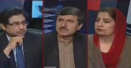 News Talk (PMLN Defeat in Senate Election) – 14th March 2018