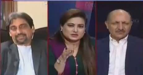 News Talk (PMLN Ka Naya Sadar Shahbaz Sharif Kyun Nahi?) – 17th August 2017