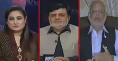 News Talk (PTI Ko Bara Dhacka) – 1st August 2017