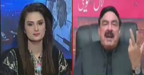News Talk (Sheikh Rasheed Exclusive Interview) – 12th April 2018