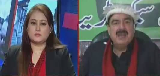 News Talk (Sheikh Rasheed Exclusive Interview) – 2nd January 2016