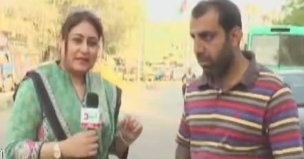 News Talk (Special Show From Lyari, Karachi) – 23rd March 2017
