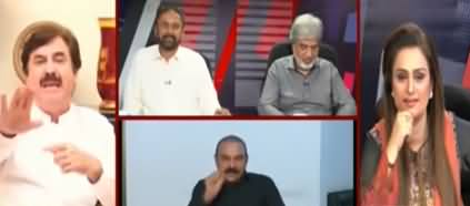 News Talk with Yashfeen Jamal (Arrests of Politicians) - 20th September 2019