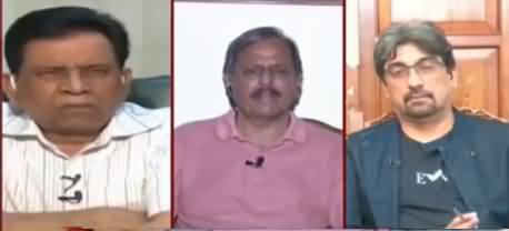 News Talk With Yashfeen Jamal (Fazal ur Rehman Ki Phurtiyan) - 15th September 2019