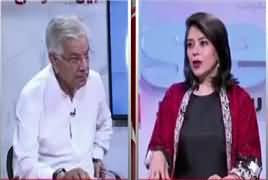 News Wise (Khawaja Asif Exclusive Interview) – 21st May 2019