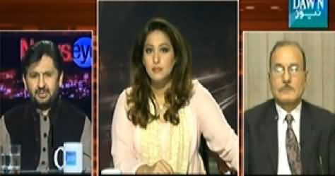 NewsEye (What Secrets Asif Zardari Wants To Expose?) - 9th October 2014