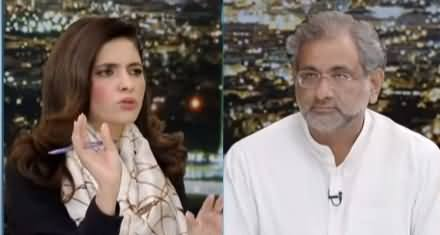 Newsline with Dr. Maria Zulfiqar (Shahid Khaqan Abbasi Interview) - 23rd October 2020