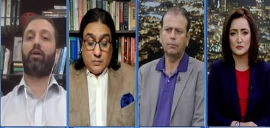 Newsline with Maria Zulfiqar (Azam Swati's Allegations Against ECP) - 11th September 2021