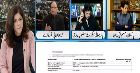 Newsline with Maria Zulfiqar (PIA Employees Fired) - 29th November 2020