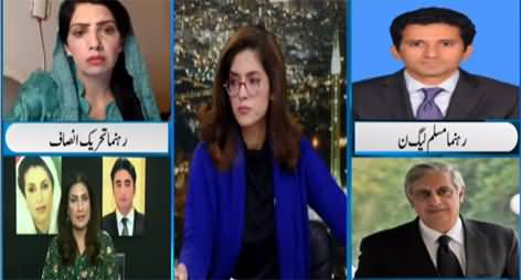 Newsline with Maria Zulfiqar (Senate Election Controversy) - 7th February 2021