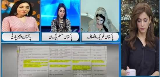 Newsline with Maria Zulfiqar (Why PTI Govt Not Revealing Gifts Details) - 25th September 2021