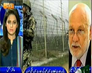 News Room (Indian Aggression Continue Against Pakistan) – 1st January 2015