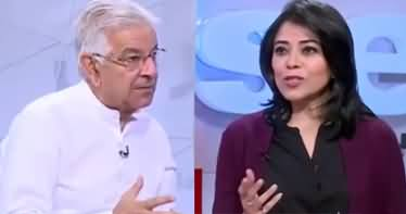 Newswise (Khawaja Asif Exclusive Interview) - 8th November 2019