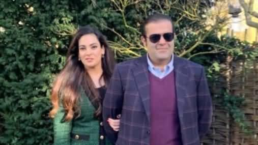 Niazi Kal Hakumat Se Utro Gey Tu Jootey Khao Gey - Salman Shahbaz's Wife Tweets