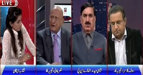 Night Edition (230 Arab Rs Ke Kaale Dhande, Kaun Kaun Shamil) – 12th June 2015