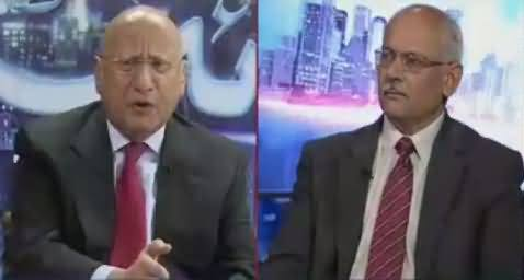 Night Edition (Altaf Hussain's Red Warrants) – 11th February 2017