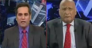 Night Edition (America Bhi CPEC Ka Mukhalif) – 7th October 2017