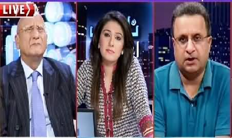 Night Edition (Asif Zardari And Altaf Hussain United) – 19th June 2015