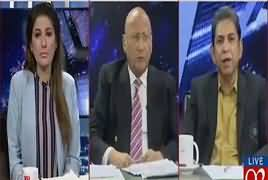 Night Edition (Asif Zardari And Tahir ul Qadri Meeting) – 8th December 2017