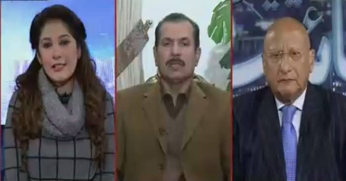 Night Edition (Asif Zardari Ka Watan Wapsi Ka Faisla) – 18th December 2016