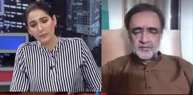 Night Edition (Asif Zardari Ki Pervez Elahi Se Mulaqat) - 22nd June 2021