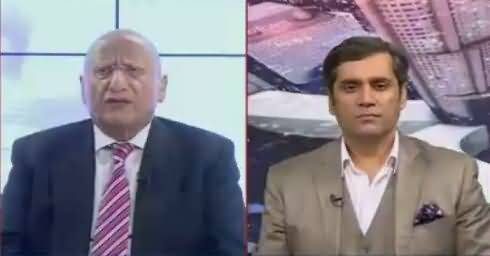 Night Edition (CPEC, Hukamrano Ki Niyat Kia Hai?) – 12th February 2017