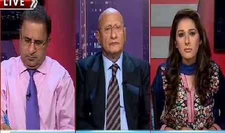 Night Edition (Deadlock In MQM And Govt Dialogues) – 4th September 2015