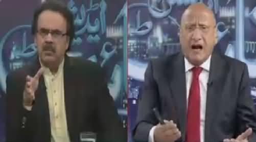 Night Edition (Dr. Tahir ul Qadri Ka Dharne Ka Elan) – 12th June 2016