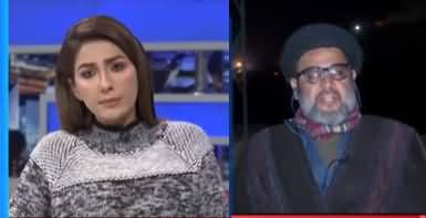 Night Edition (Imran Khan Quetta Kyun Nahi Gaye?) - 6th January 2021