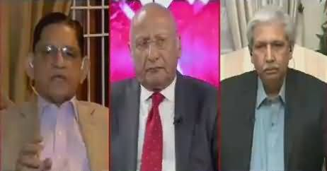 Night Edition (Ishaq Dar's Resignation Expected) – 4th November 2017